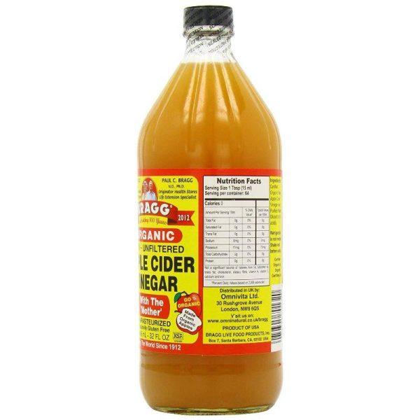 Apple Cider Vinegar, 946ml