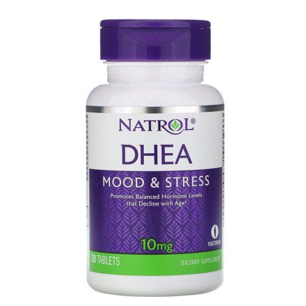 Natrol DHEA 10 (30 tabs)