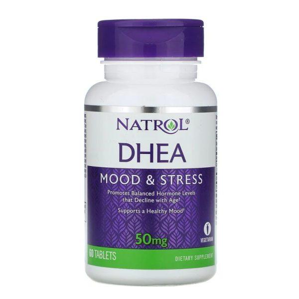 Natrol DHEA 50 (60 tabs)