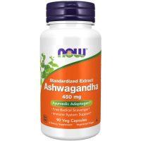 Ashwagandha Extract 450mg (90 Vcaps)