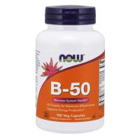 Vitamin B-50 (100 Veg Caps)