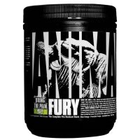 Animal Fury, 20 Servings
