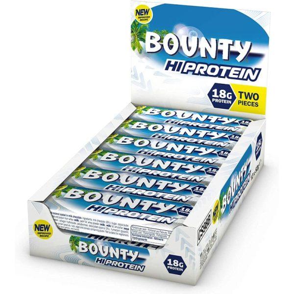 Bounty Protein Hi Protein Bars (12 x 52g)