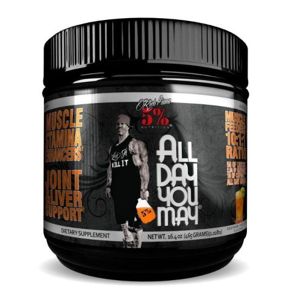 All Day You May 10:1:1 BCAA, 465 gram Southern Sweet Tea