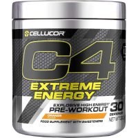 C4 Extreme Energy 30 servings Orange