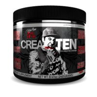 Crea-Ten, 30 servings Fruit Punch