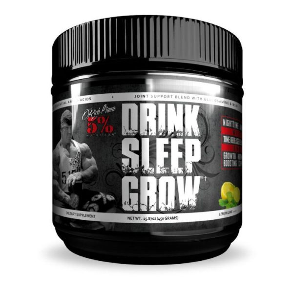 Drink Sleep Grow, 450 gram Lemon Lime