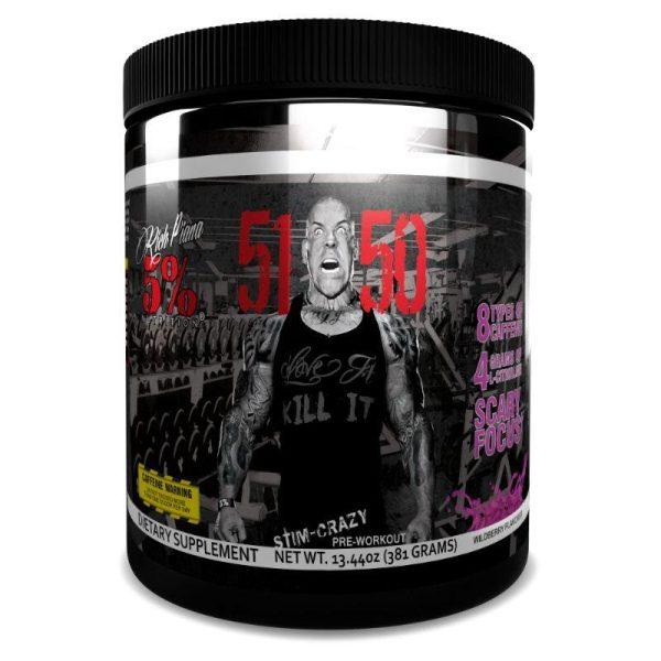 5150 Pre-Workout, 375 gram Wild Berry