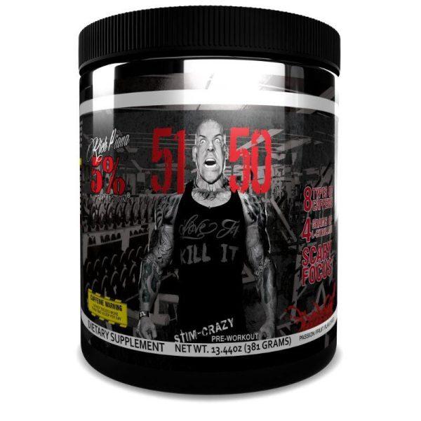 5150 Pre-Workout, 375 gram Passion Fruit