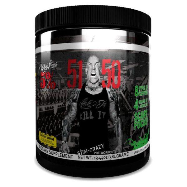 5150 Pre-Workout, 375 gram Green Apple