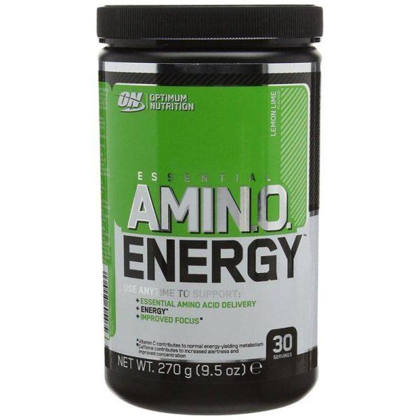 Amino Energy, 270 gram Lemon Lime