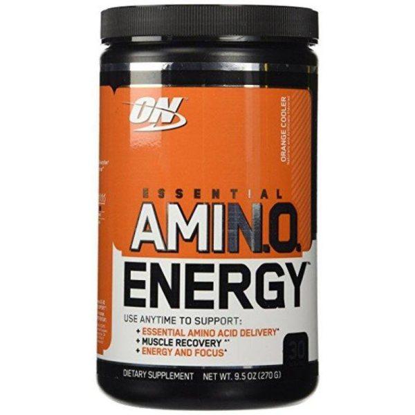 Amino Energy, 270 gram Orange Cooler