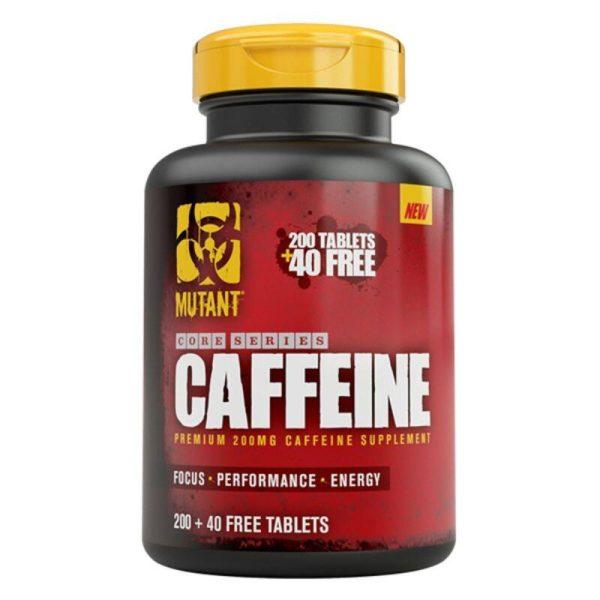Mutant Caffeine, 240 tabs
