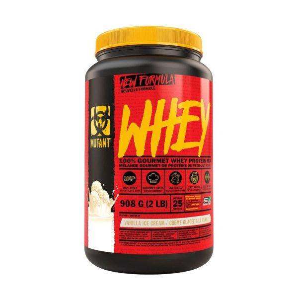 Mutant Whey (900 gram) Vanille Ice cream