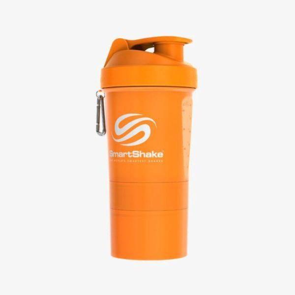 SmartShake Original, 600ml Orange
