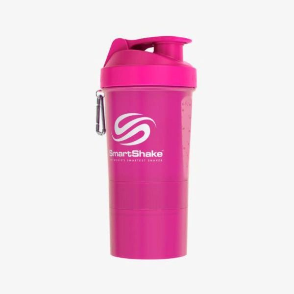 SmartShake Original, 600ml Pink