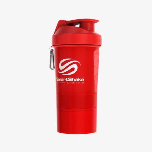 SmartShake Original, 600ml Red