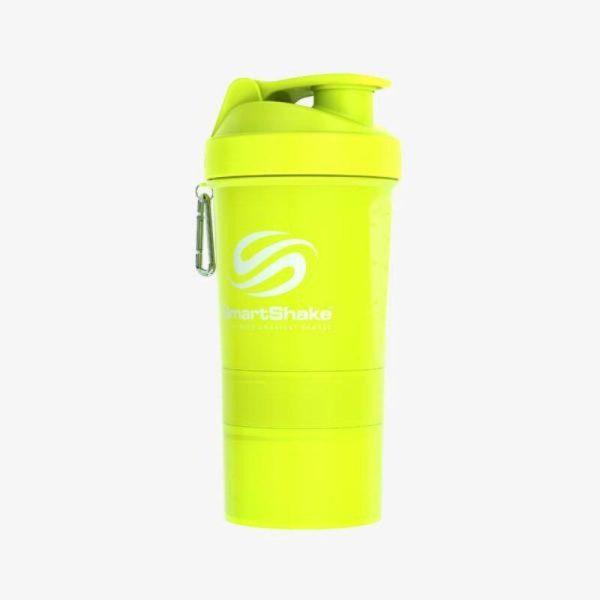 SmartShake Original, 600ml Yellow