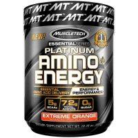 Platinum Amino Energy, 30 servings Orange