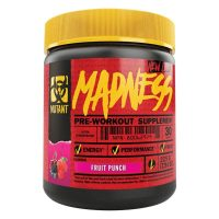 Mutant Madness, 30 serv Fruit Punch
