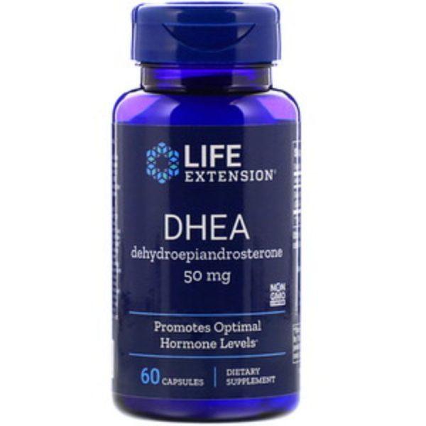 DHEA 50, 60 Caps