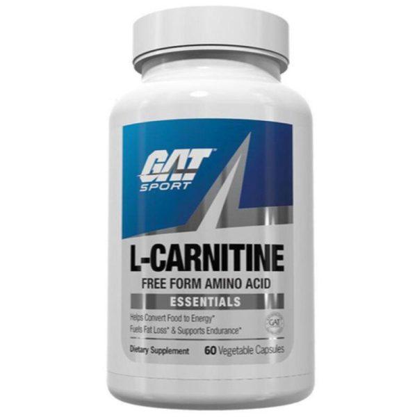 L-Carnitine, 60 Vcaps