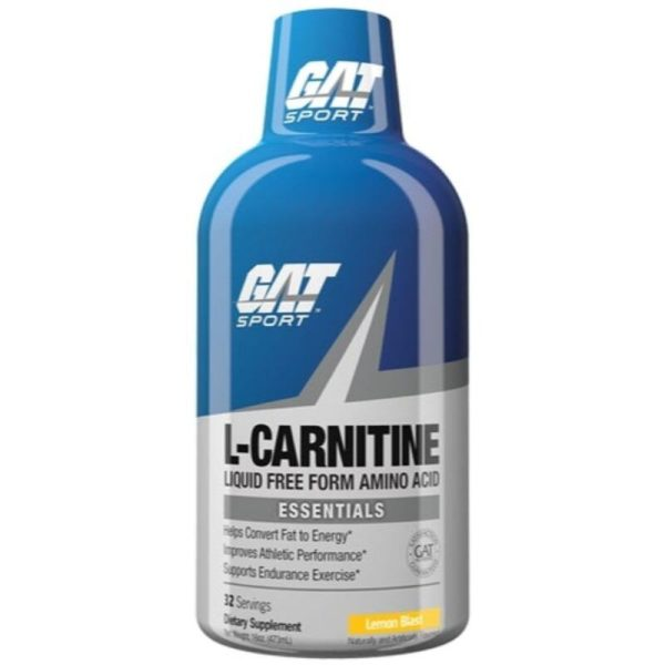 Liquid L-Carnitine 1500, 32 serv Lemon Blast