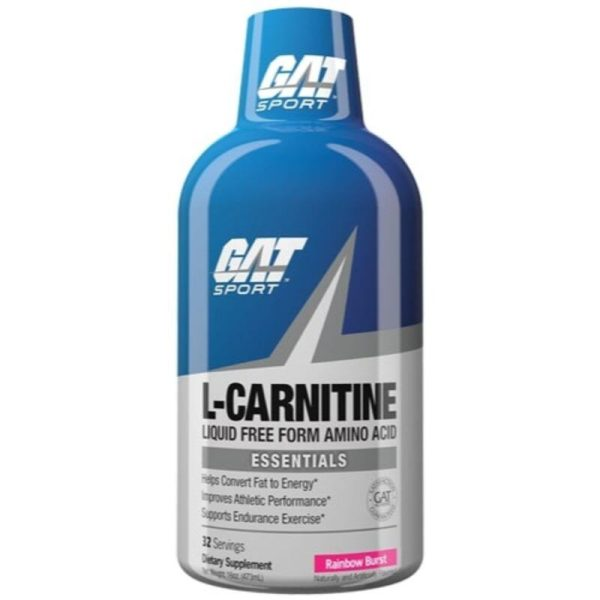 Liquid L-Carnitine 1500, 32 serv Rainbow Burst