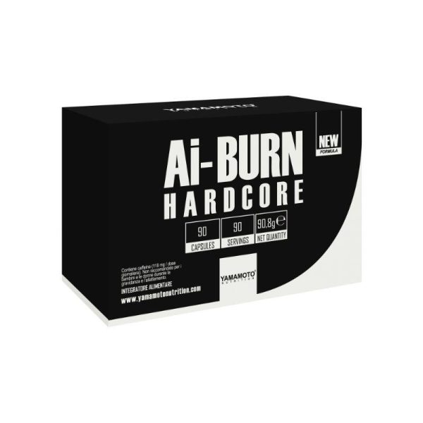Ai-Burn® Hardcore, 90 caps