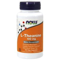 L-Theanine 100mg, 90 Vcaps