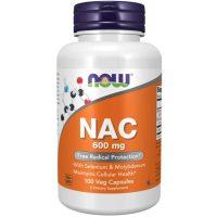 NAC with Selenium & Molybdenum 600mg (100 Vcaps)