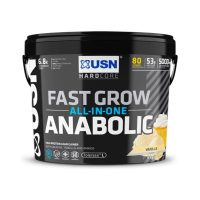 Muscle Fuel Anabolic, 4kg Vanilla