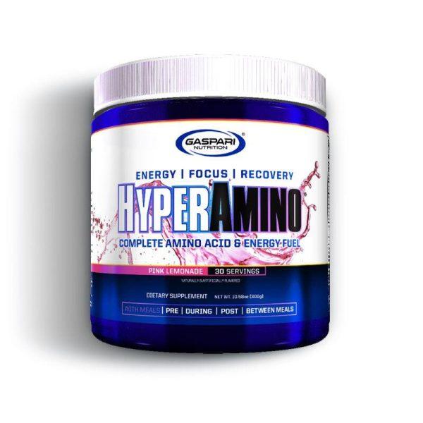 HyperAmino, 300 gram Pink Lemonade