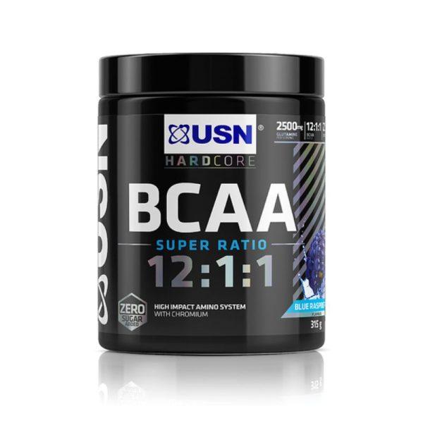 BCAA Super Ratio 12:1:1 (315 gr) Blue Raspberry