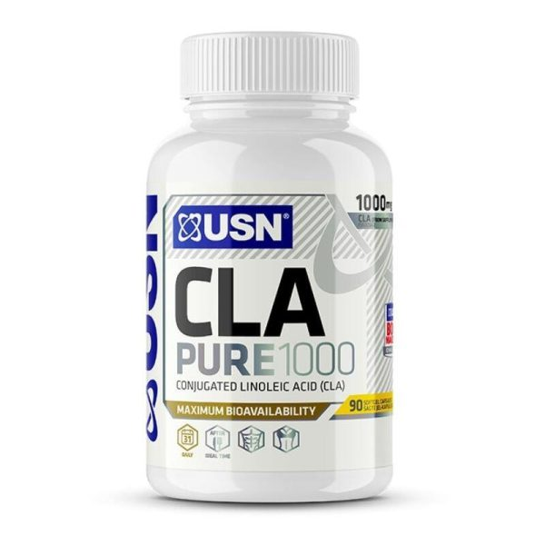 CLA Pure 1000, 90 softgels