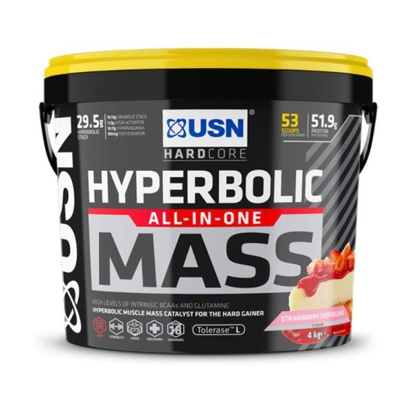 Hyperbolic Mass, 4kg Strawberry