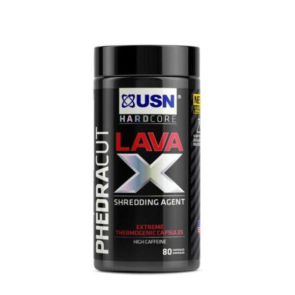 Phedracut LavaX, 80 caps