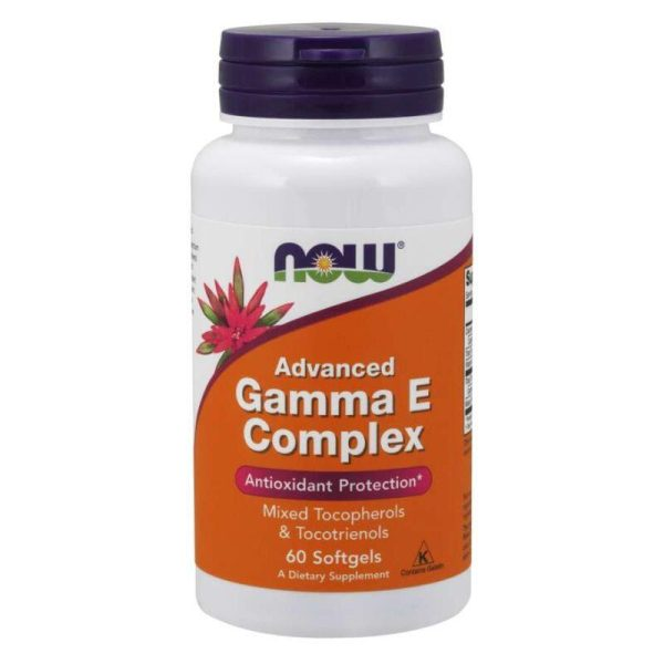 Advanced Gamma E Complex, 60 Softgels