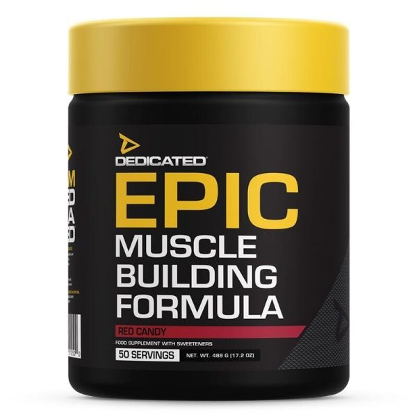 EPIC™, 50 Servings Red Candy