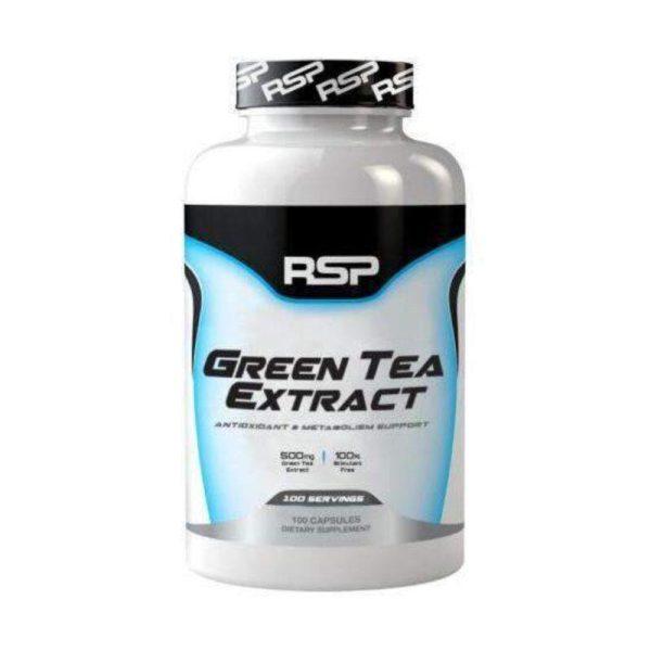 Green Tea Extract 500, 100 Caps