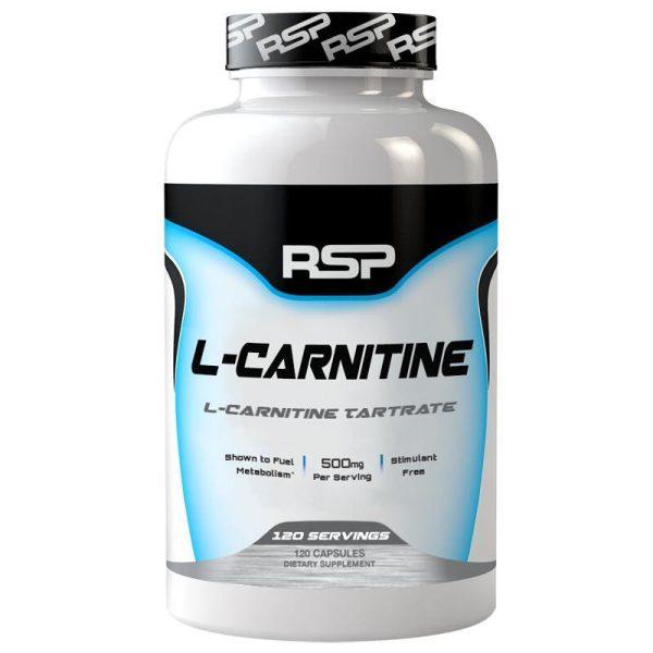 L-Carnitine, 120 Caps