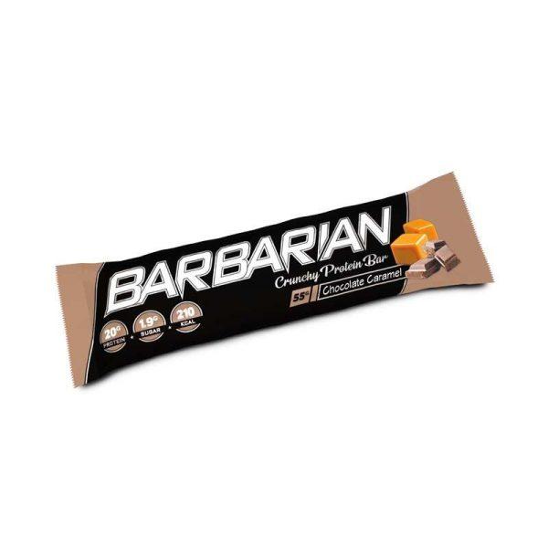 Barbarian Bar, 15 bars Barbarian Bar, 15 bars White Chocolate Caramel