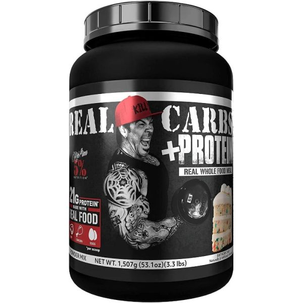 Real Carbs + Protein (1430 gram) Birthday Cake