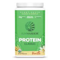 Classic Protein Vanilla, 750 gram
