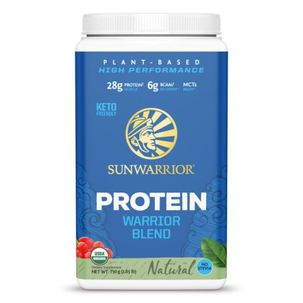 Sunwarrior Protein Warrior Blend (750 gram) Neutral