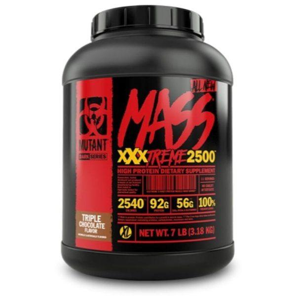 Mutant MASS XXXTREME 2500, 3180 Gram Triple Chocolate
