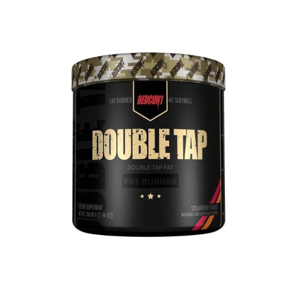 Double Tap 40 servings Strawberry Mango