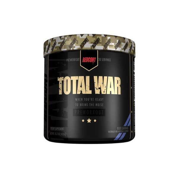 Total War 30 servings Blue Lemonade