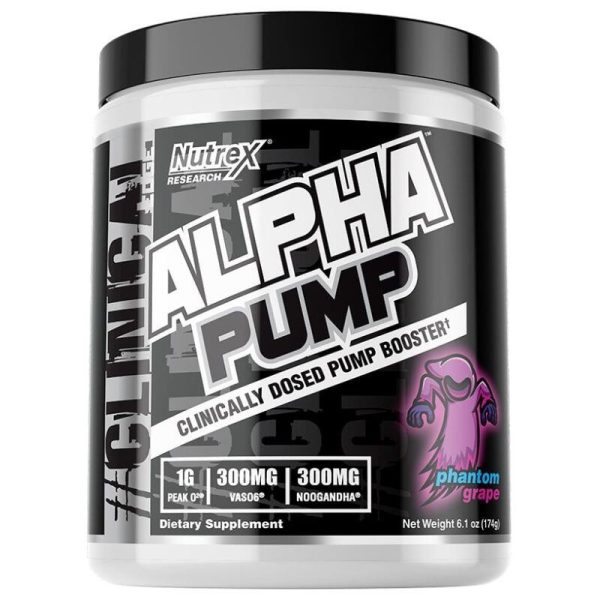 ALPHA PUMP ™ , 176 gram Grape