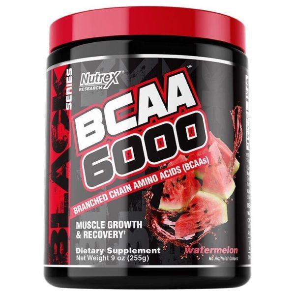 BCAA 6000, 255 gram